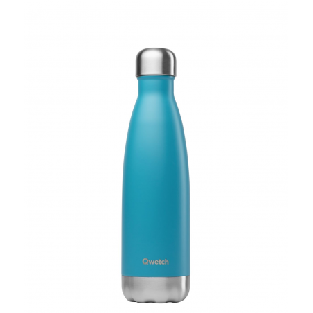 Bouteille Isotherme Inox - 500mL - Originals Bleu Turquoise