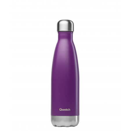 Bouteille Isotherme Inox - 500mL - Originals Pourpre